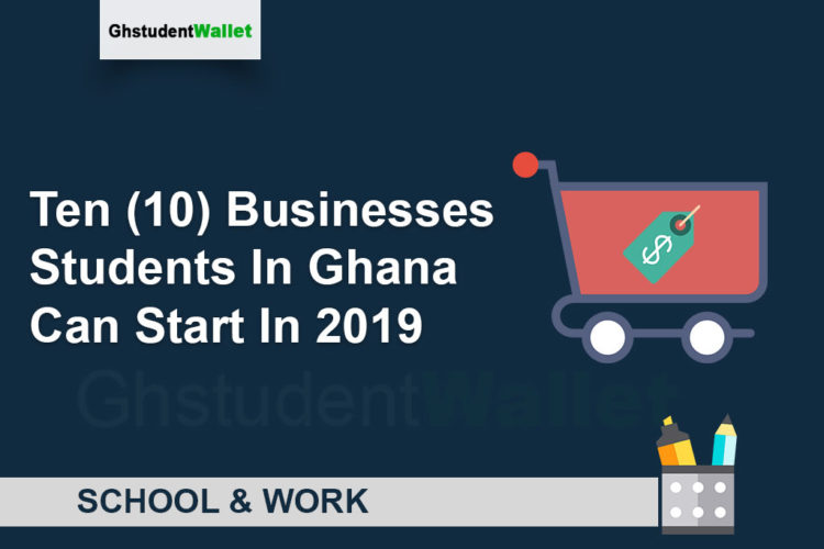 businesses student can start