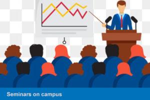 seminars on campus